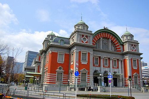 大阪中心の有名建築物から無名までの、建築データと写真のあまりもの一覧。いずれGalleryに掲載予定?の建築写真。